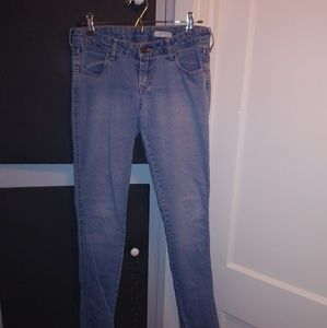 Denim - SQIN Low Waist Slim Leg Jeans Size 28